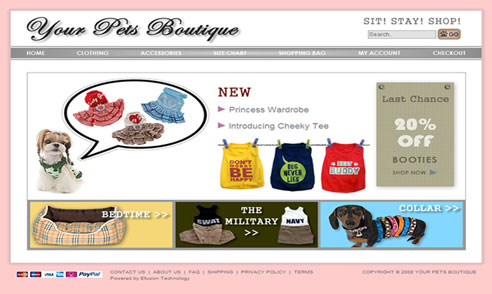 Your Pet Boutique
