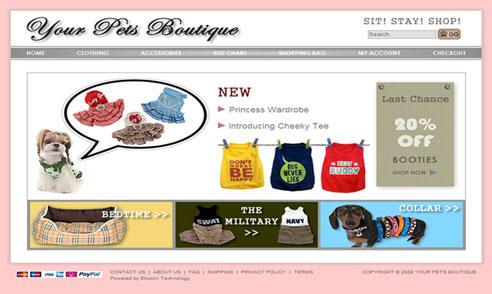 Your Pet Boutique