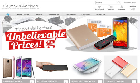 The Mobile Hub