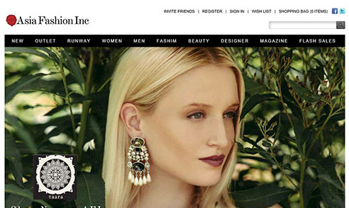 Asia Fashion Inc
