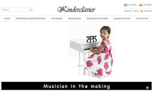 Kinder Clavier