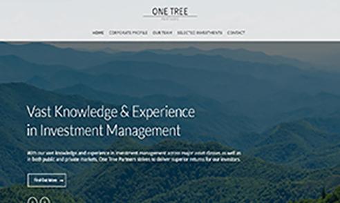 One Tree Partners