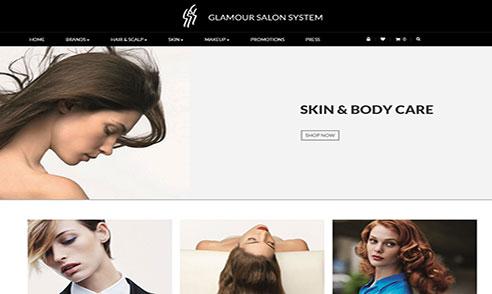 Glamour Salon System