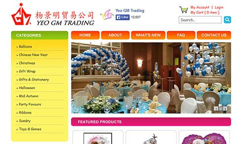 Yeo GM Trading