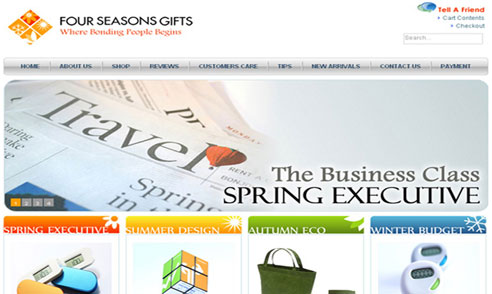 Four Seasons Gift