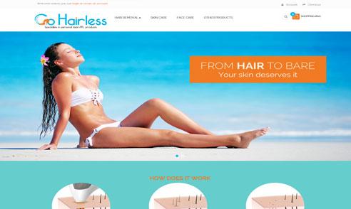 Go Hairless