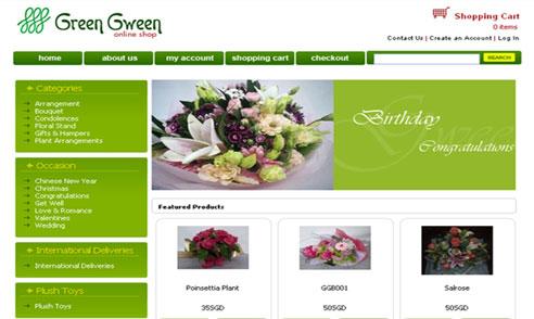 Green Gween