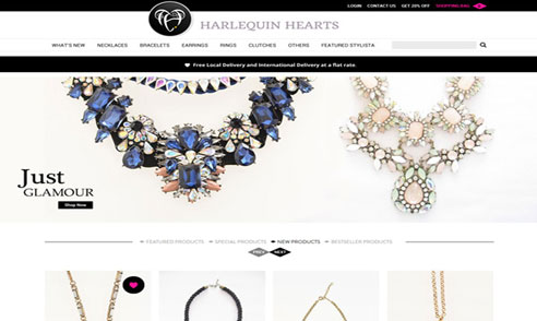 Harlequin Hearts