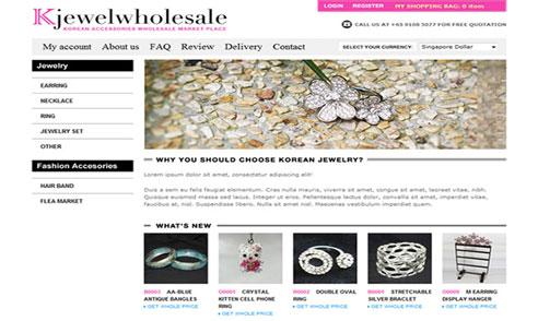 K Jewel Wholesale