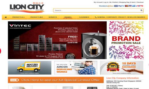 Lion City Company