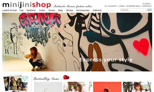 Miniji Shop