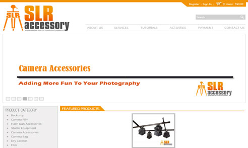 SLR Accessory