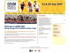 HK Osim Triathlon