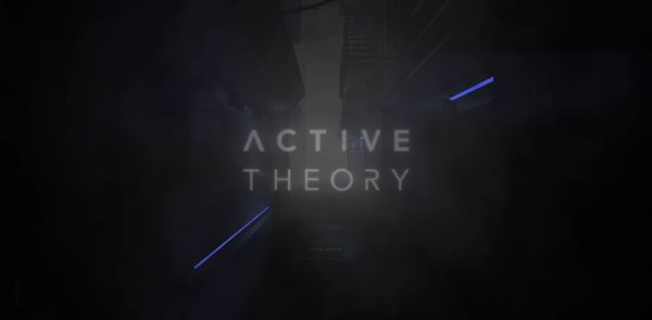 Active Theory uses video to create a strong mood for their brand site