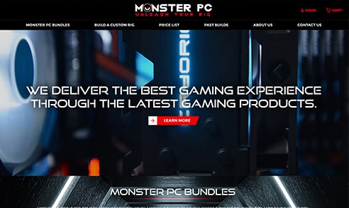 Monster PC