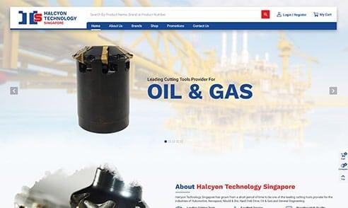 Halcyon Technology Singapore
