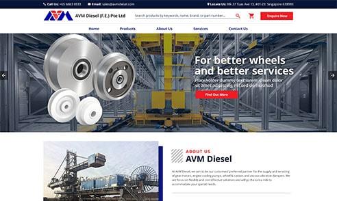 AVM Diesel