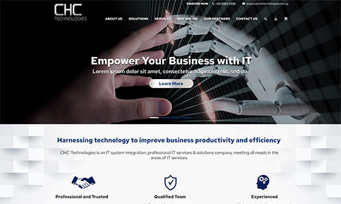 CHC Technologies Pte Ltd