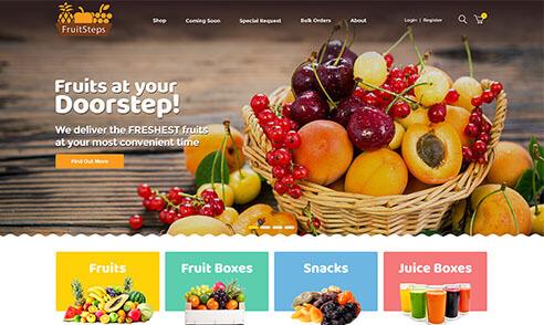 FruitSteps