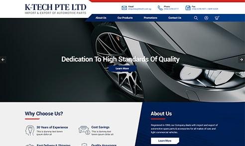 K-Tech Pte Ltd