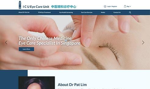 ICU Eye Care