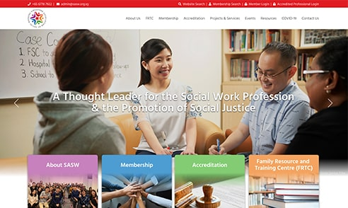 Singapore Association of Social Workers