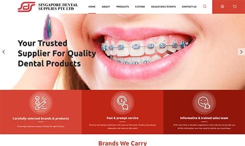Singapore Dental Supplies Pte Ltd