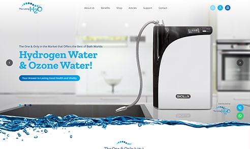 The Living H2O
