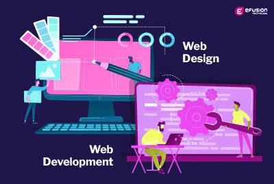 Web Design VS Web Development. What's the Difference?